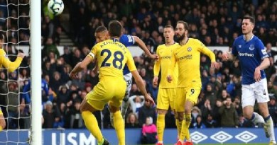 Watch Everton vs Chelsea Live Streaming