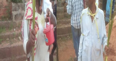 Sacrilege: Elderly Man banished for impregnating daughter twice in Anambra (photos)