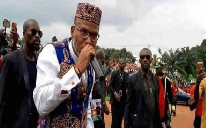 Nnamdi Kanu reveals the major reason they wanted him dead