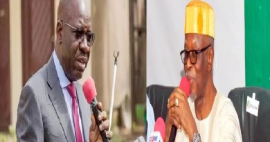 Oyegun drums support for Obaseki's second term in office