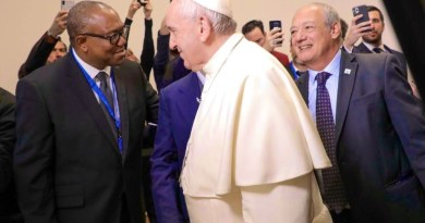 Breaking: Peter Obi meets Pope Francis, reveals new plan (Photos)