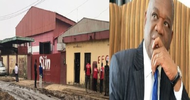 EFCC sets to seize Orji Kalu's SUN newspaper, other properties (Photos)