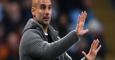 Man City's Guardiola, loses mother to coronavirus