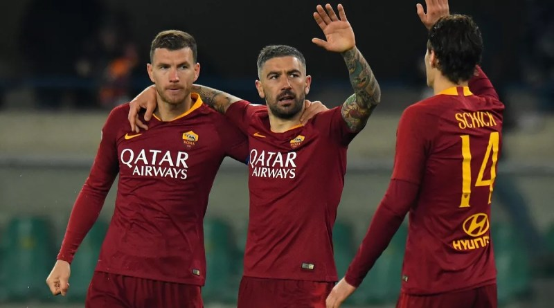 Watch Sassuolo vs AS Roma Live Streaming