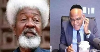 Nigeria cannot afford another 'Biafra War' – Wole Soyinka warns