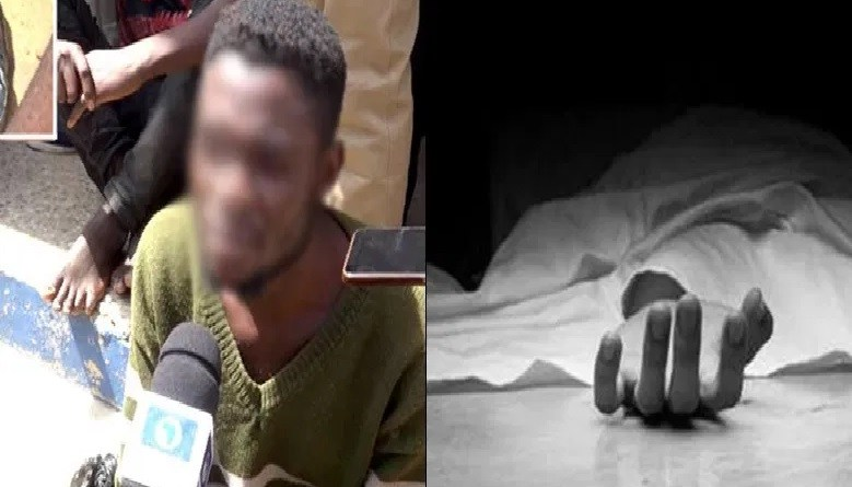 Nigerian Man, 31 Reveals Why He Killed And Burnt Girlfriend To Ashes