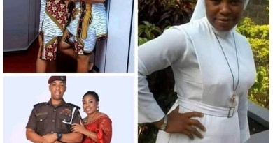 Nigerians react as Catholic Rev. Sister Resigns, Marries a Police officer