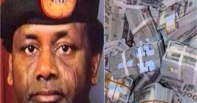 """How come Abacha was not a thief until he died?"" - Maryam Abbacha asks Nigerians"