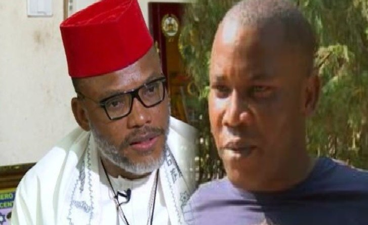Nnamdi Kanu's family finally release statement over parents' burial