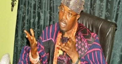 Finally, Oluwo of Iwoland Suspended for slapping another ruler