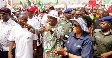 Ohanaeze drums support for governor Ugwuanyi
