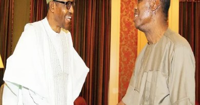 Buhari praises Adeboye for his contribution to the growth of Nigeria as he turns 78
