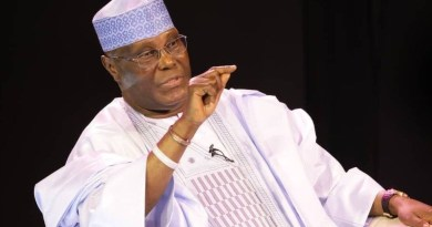 "Abba Kyari: ""May Allah SWT comfort his family, forgive his sins"" - Atiku"
