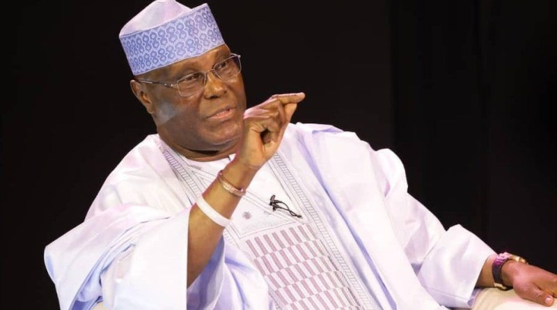 Atiku reacts to his plan to give money to all Nigerians, for COVID-19