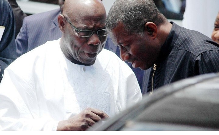 Goodluck Jonathan releases powerful prayers to Obasanjo at 83