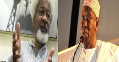 What a pity, Ganduje lacks friends to advised him against Sanusi's dethronement -Soyinka