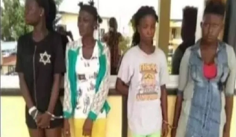 Yes we sleep with men, sell their used condoms to ritualists – Varsity female students