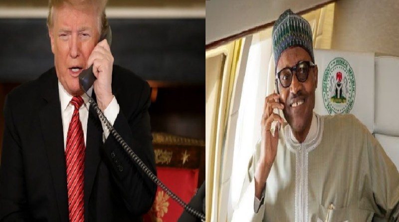 Al-Qaeda Terrorists are entering Nigeria – Trump tells Buhari Govt