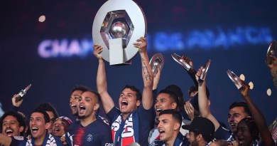 Hope rises for Liverpool as PSG crowned champion of Ligue 1