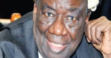 Just In: Former AGF, Akinjide dies at 88, after brief illness at UCH