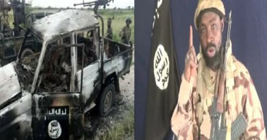Boko Haram leader, Shekau wants cease fire, after losing 1,000 men to Chad's troop