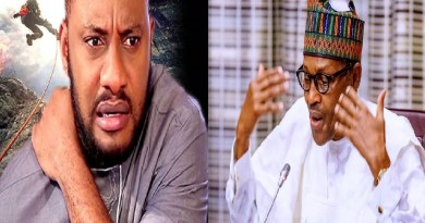 Nollywood actor, Yul cries out to Buhari as robbers sack Lagos