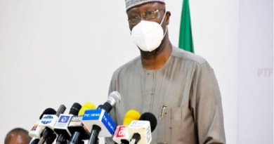 FG reveals when interstate travels will be reopened