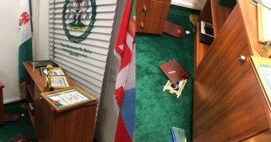 Robbers break into N'Assembly, Reps spokesman's office affected
