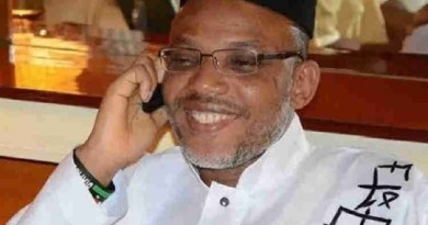 Nnamdi Kanu speaks on when to return to Nigeria