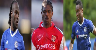 Will it be Chelsea or Arsenal as EPL unveils best ever Nigerian player in EPL history