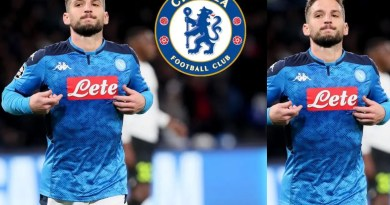 Dries Mertens from Napoli makes decision on joining Lampard at Chelsea