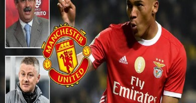 Manchester United News: Red Devils ready to match striker's €100m as Board agrees he's the right striker for the club