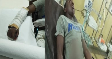 SARS Operatives Shoot 17-Year-Old Boy In Abuja (Photos)