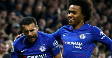 Chelsea announce three players to leave club at end of the month, Willian's future in doubt