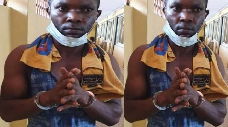 Father rapes, impregnates daughters in Lagos, arrested by police
