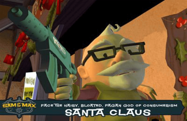 Santa Claus (Sam And Max: Beyond Time And Space)