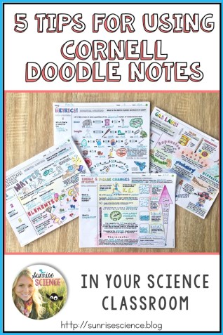 Cornell Doodle Notes 5 Tips