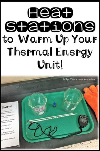 Heat Stations to Warm Up Your Thermal Energy Unit