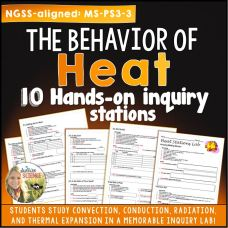 Heat Stations to Warm Up Your Thermal Energy Unit! ⋆ Sunrise
