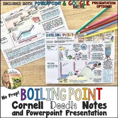 Optimize the Use of Cornell Doodle Notes in Your Science