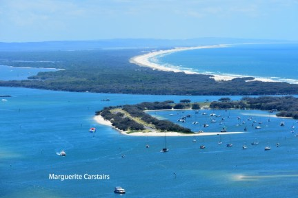 South Stradbroke Island and The Spit