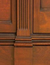 custom cabinetry details