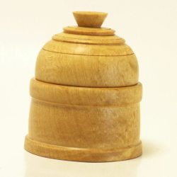 Lidded Box in Sugar Maple