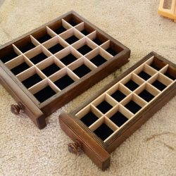 Dividers for Jewelry Drawers