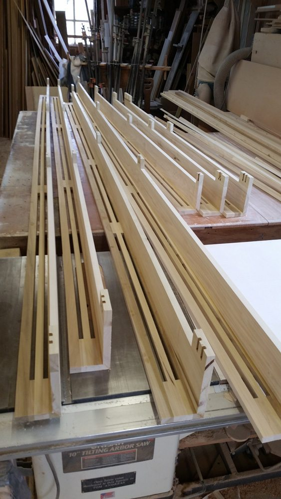 Making Wood Covers For Baseboard Heaters Sunrise Woodwork