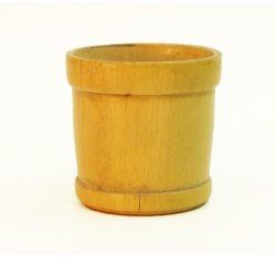 Wooden Shot Glass in Beech Wood