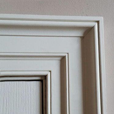Door Casement Moulding Detail
