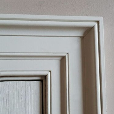 Door Casement Moulding Detail