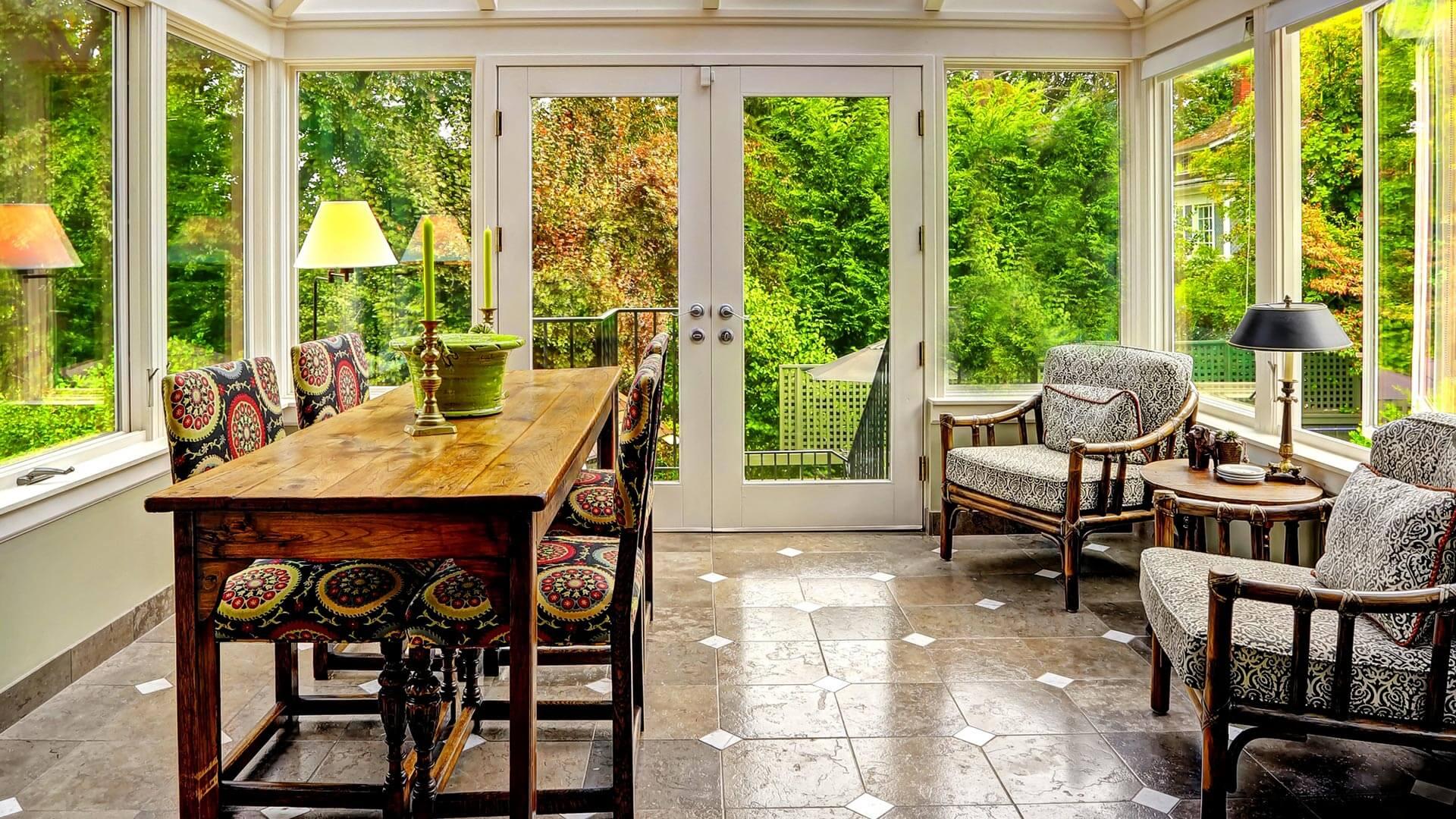 california sunrooms and patio rooms