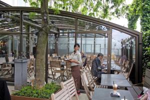 restaurant patio enclosures san jose ca